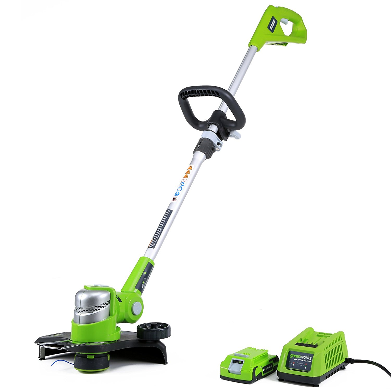 Want The Best Battery Powered Weed Eater? Here's What to ...