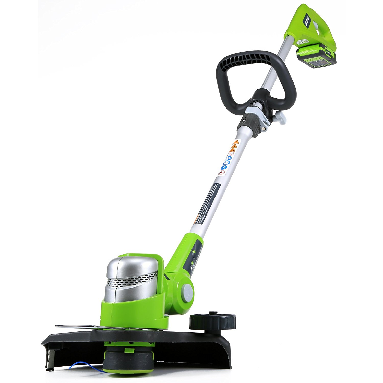 GreenWorks 21342 G-24 24V 12-Inch Cordless String Trimmer