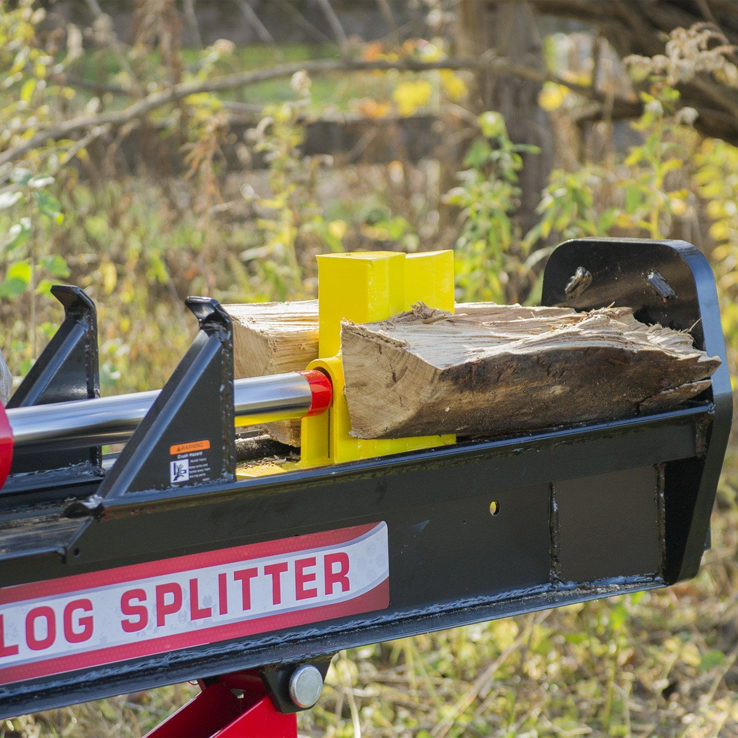 log splitter ratings