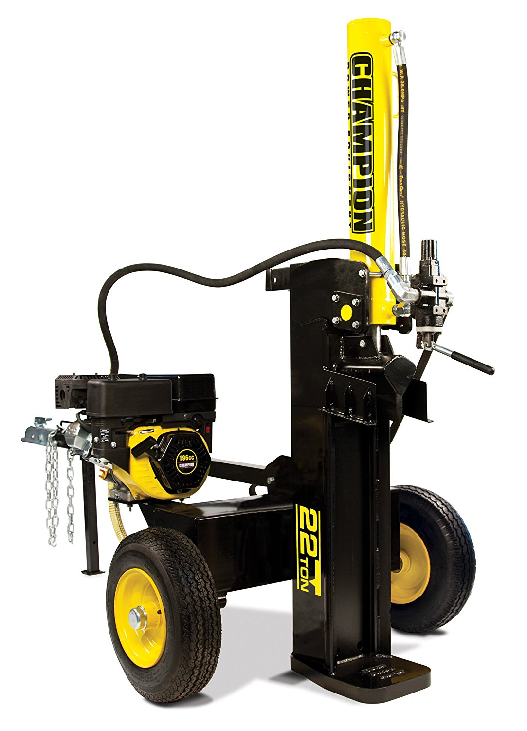 best log splitter reviews