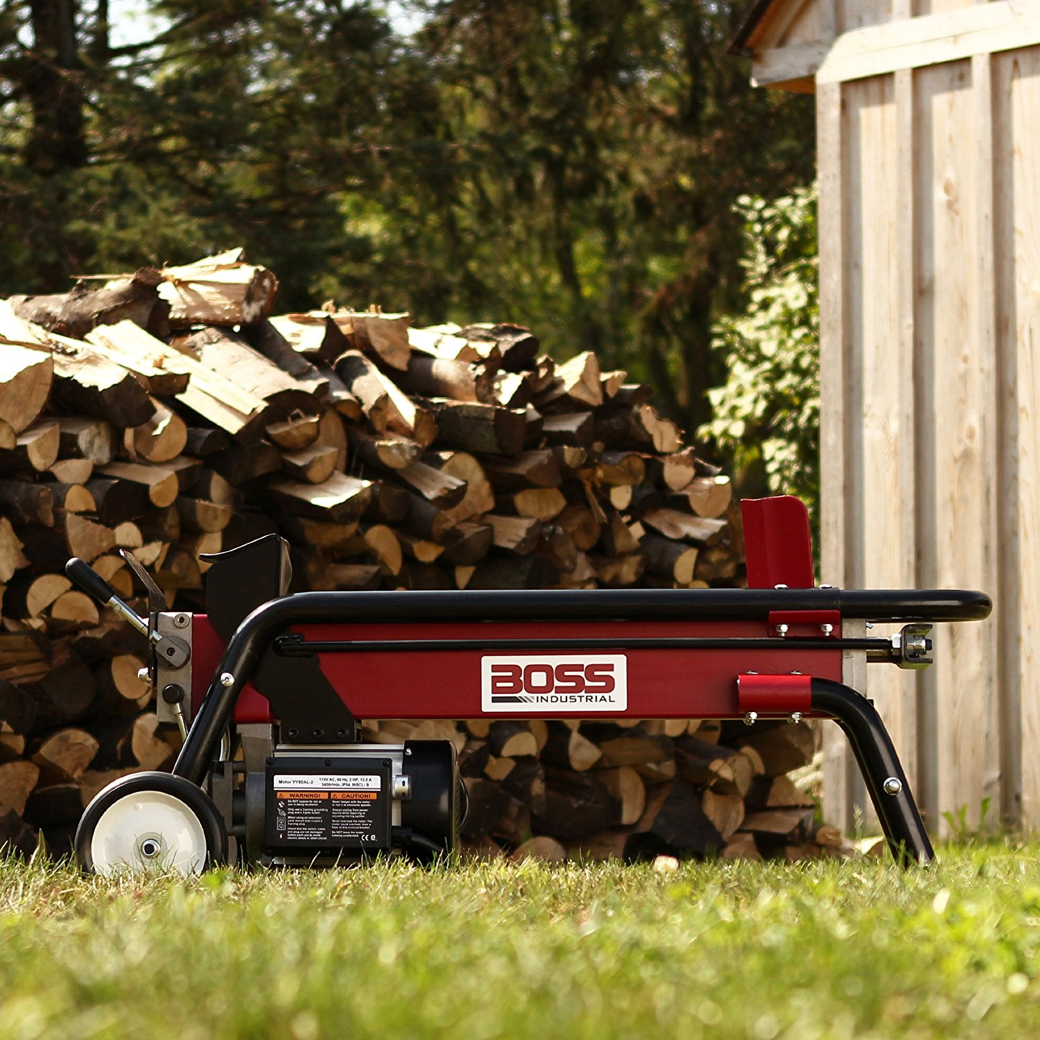 wood splitter reviews