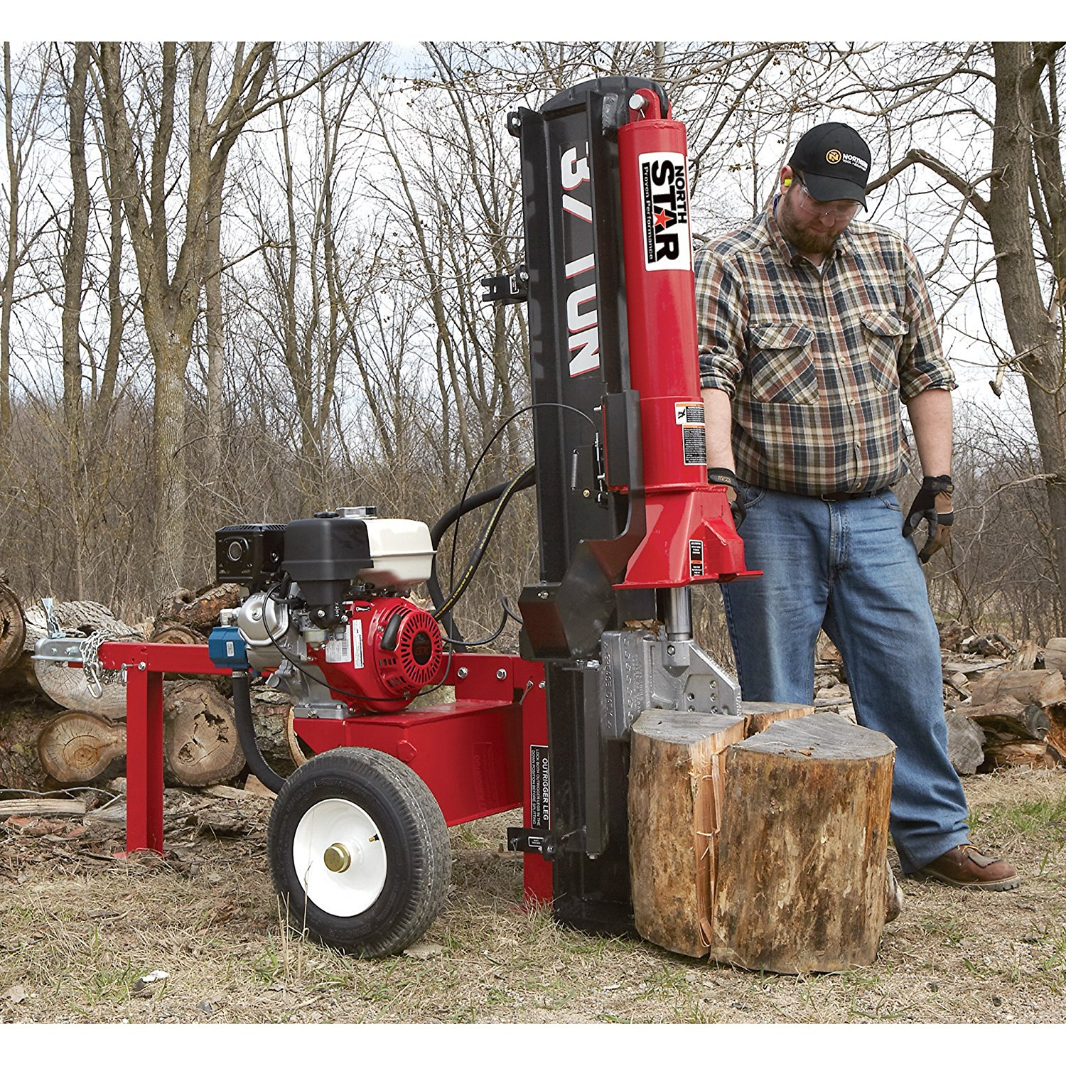 best log splitters 2017