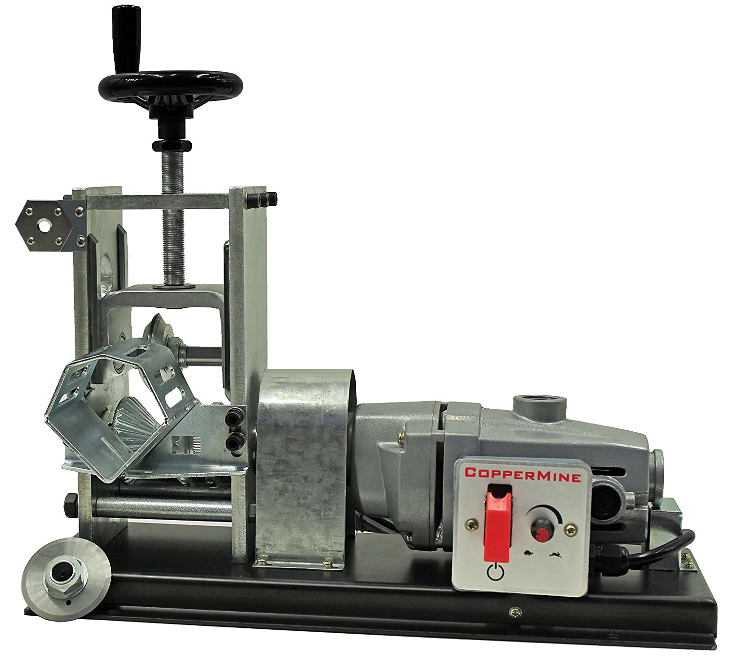 Wire Stripping Machines for Any Budget | ShedHeads