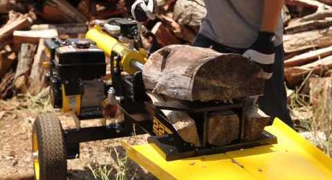 log splitter review