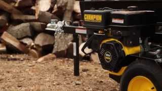 log splitter reviews