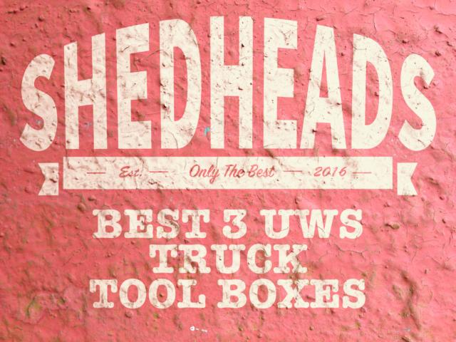 UWS tool box reviews