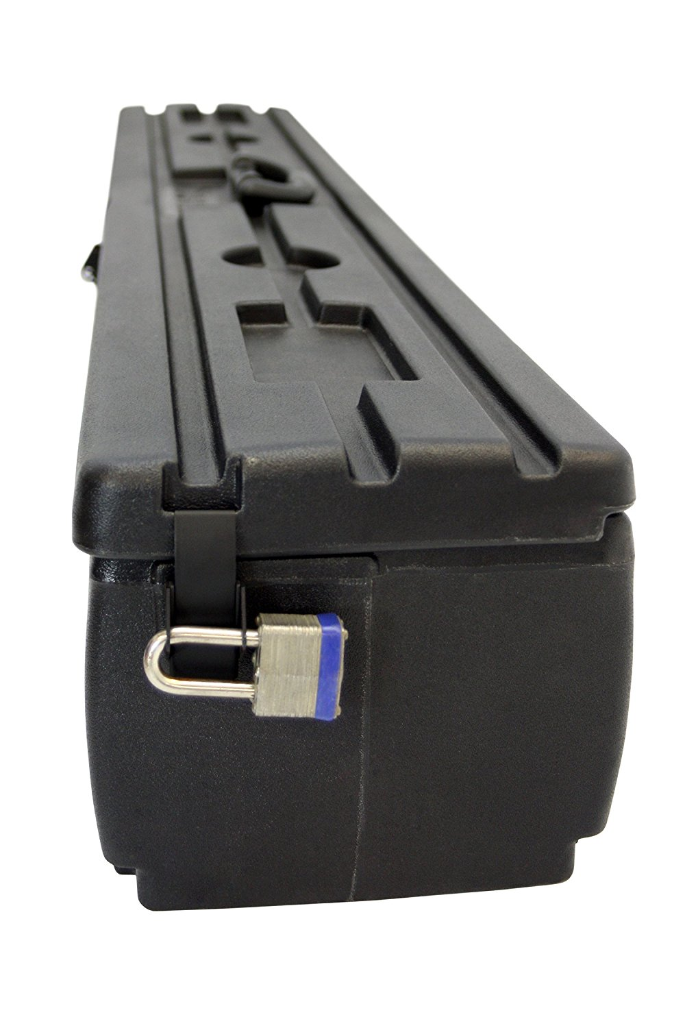plastic tool box for truck bed
