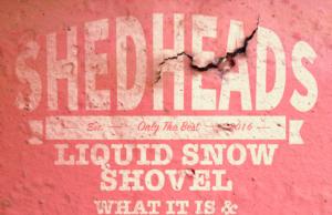 liquid snow shovel