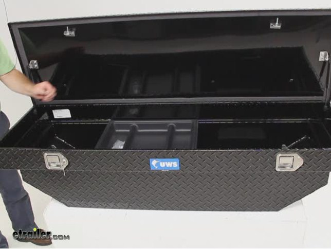 Flush Mount Truck Tool Box >> We Reviewed the 3 Best UWS Tool Boxes - This Is What We Found
