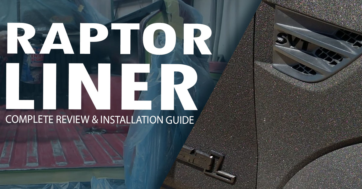 Raptor Liner May Be One Of The Most Mis Used Coatings On The