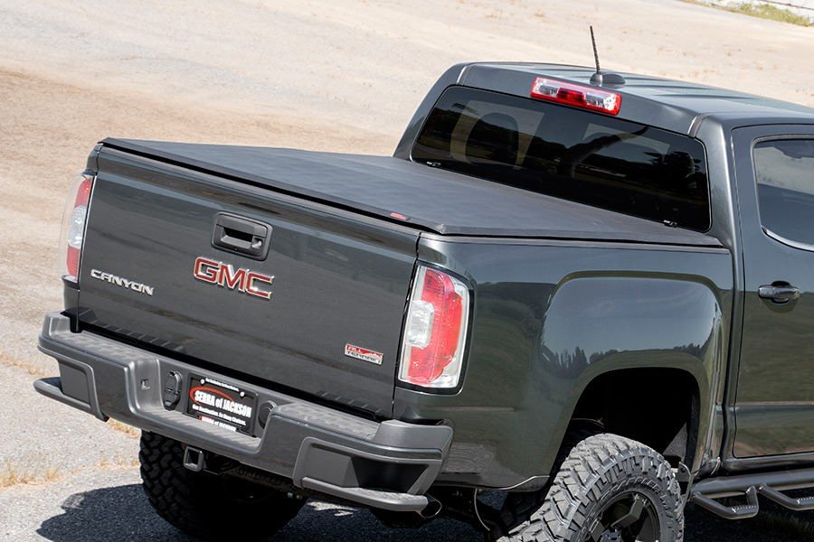 GMC canyon bed covers