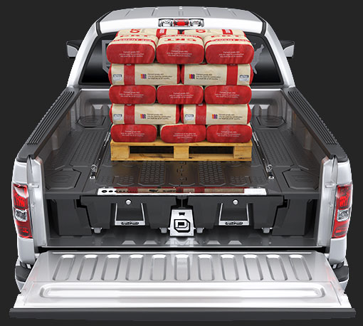 decked truck bed organizer review