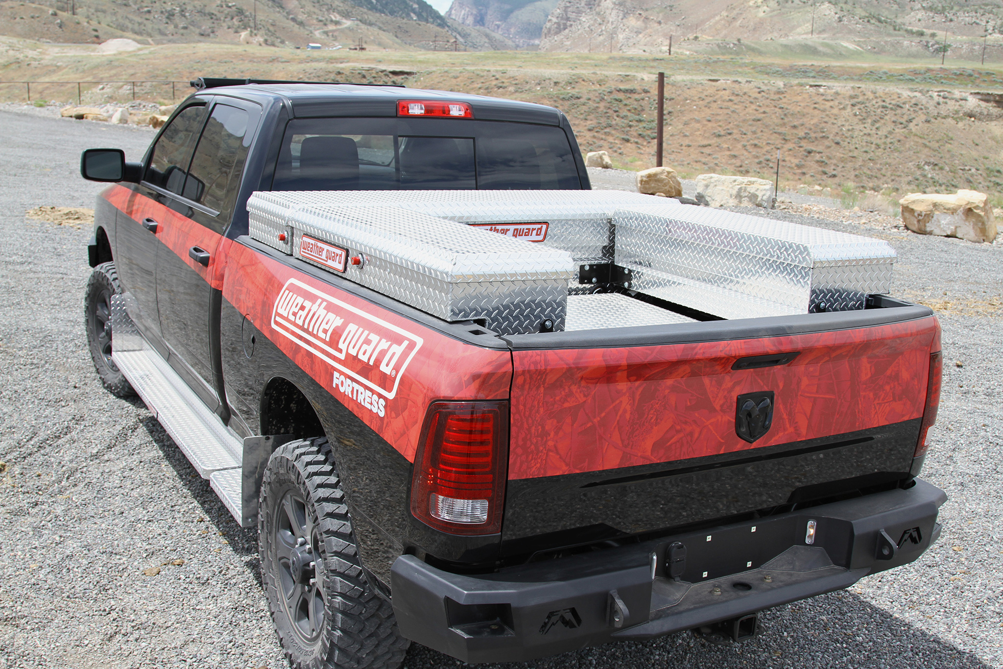 weatherguard tool box