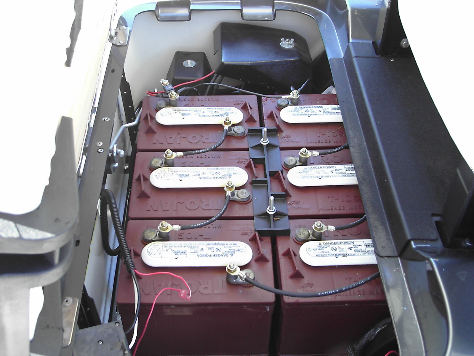 The Best RV Battery for Every Application - ShedHeads.Net Golf Cart Battery Setup on heavy equipment battery, hybrid vehicle battery, rv battery, john deere battery, volvo battery, harley davidson battery,