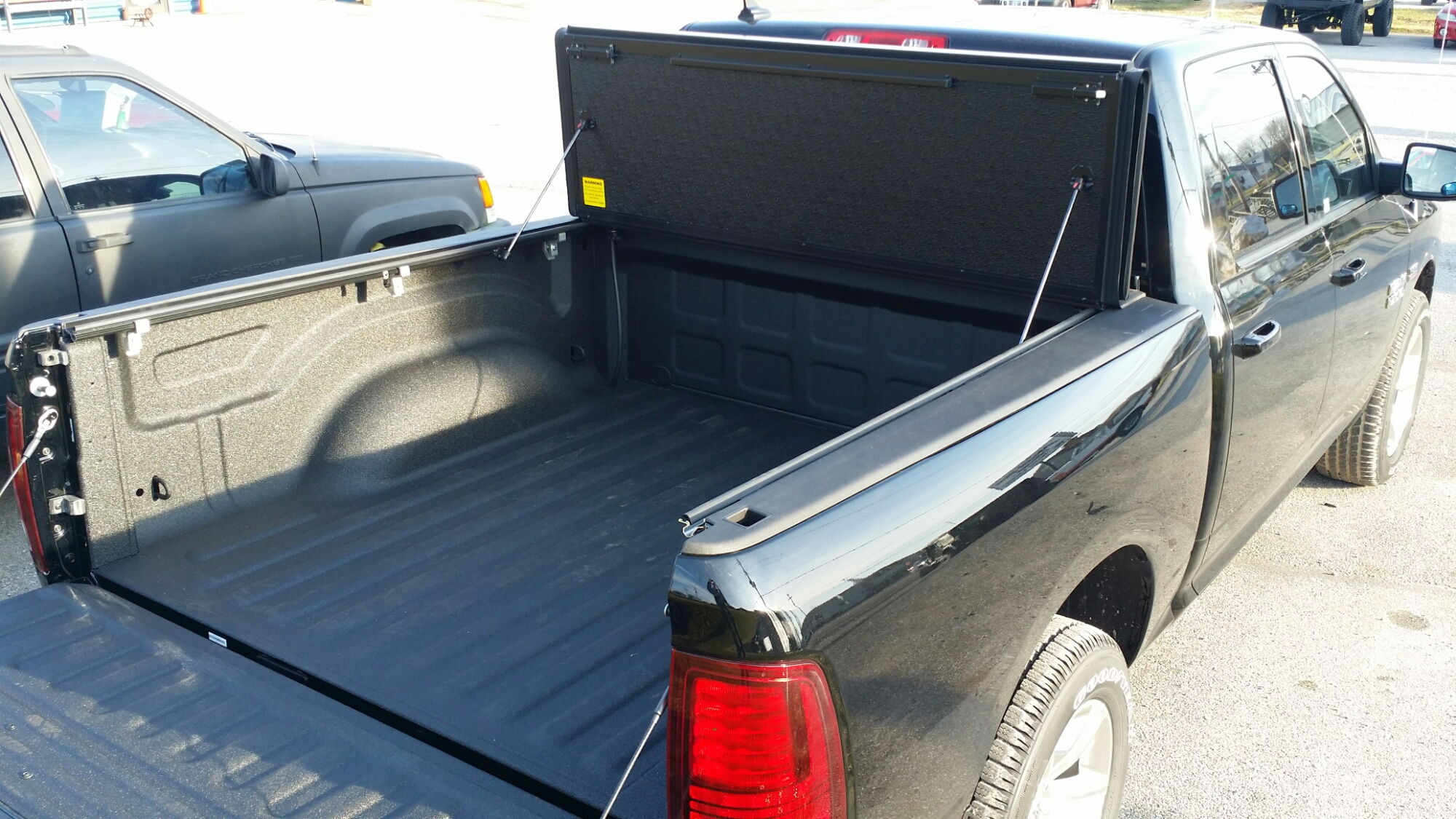 Best Rated Tonneau Cover