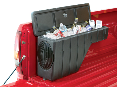 plastic tool box truck