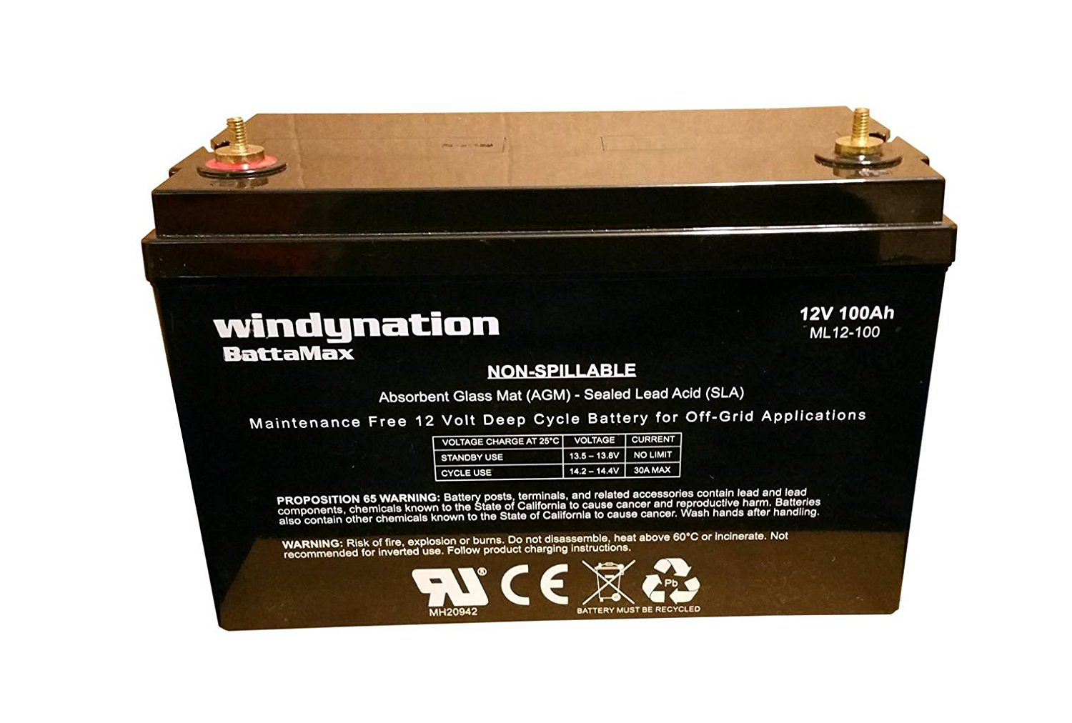Best Sealed Lead Acid Battery