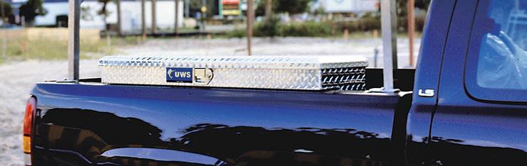 uws side mount tool box