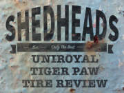 Uniroyal Tiger Paw Touring