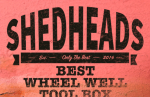 wheel well tool box