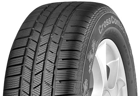 continental CrossContact Tires Review