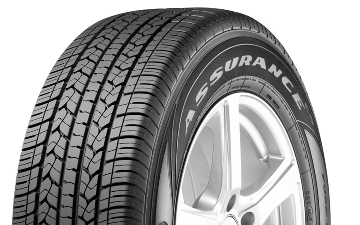 goodyear assurance fuel max profile