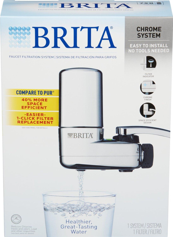 water filter faucet