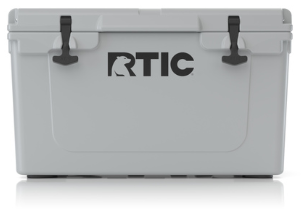 rtic 45 cooler (grey)