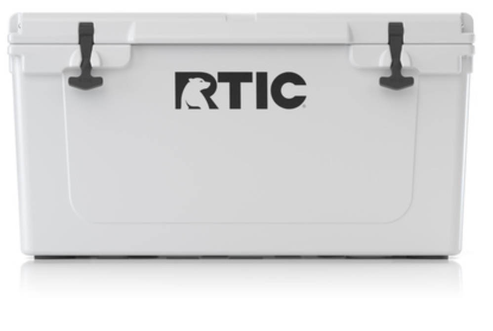 RTIC 110 cooler (white)