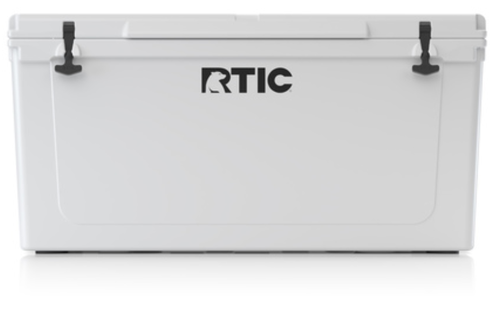 rtic 145 cooler (white)