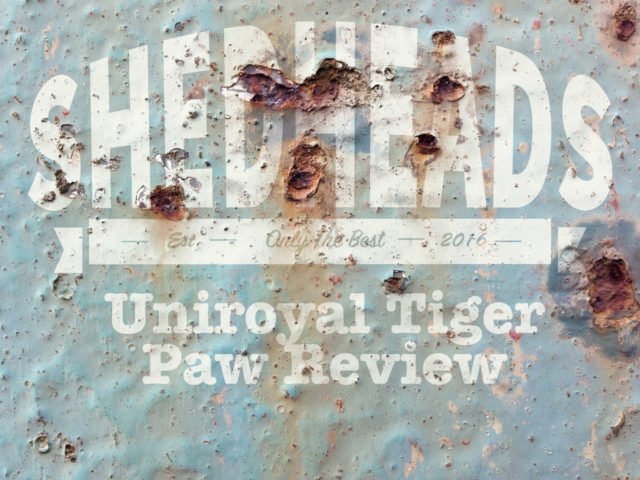 Uniroyal Tiger Paw Review