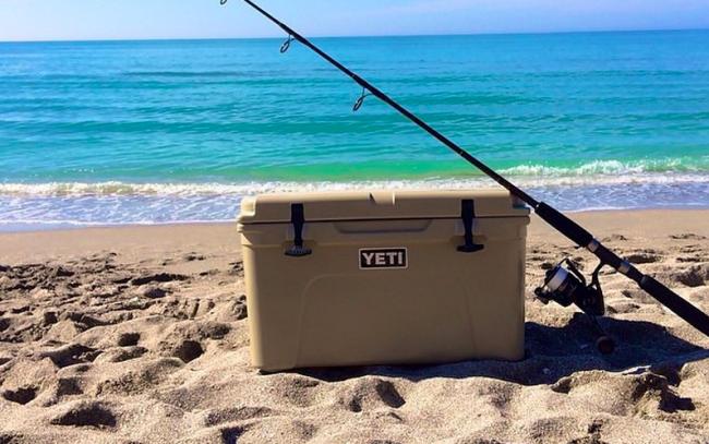 beach cooler
