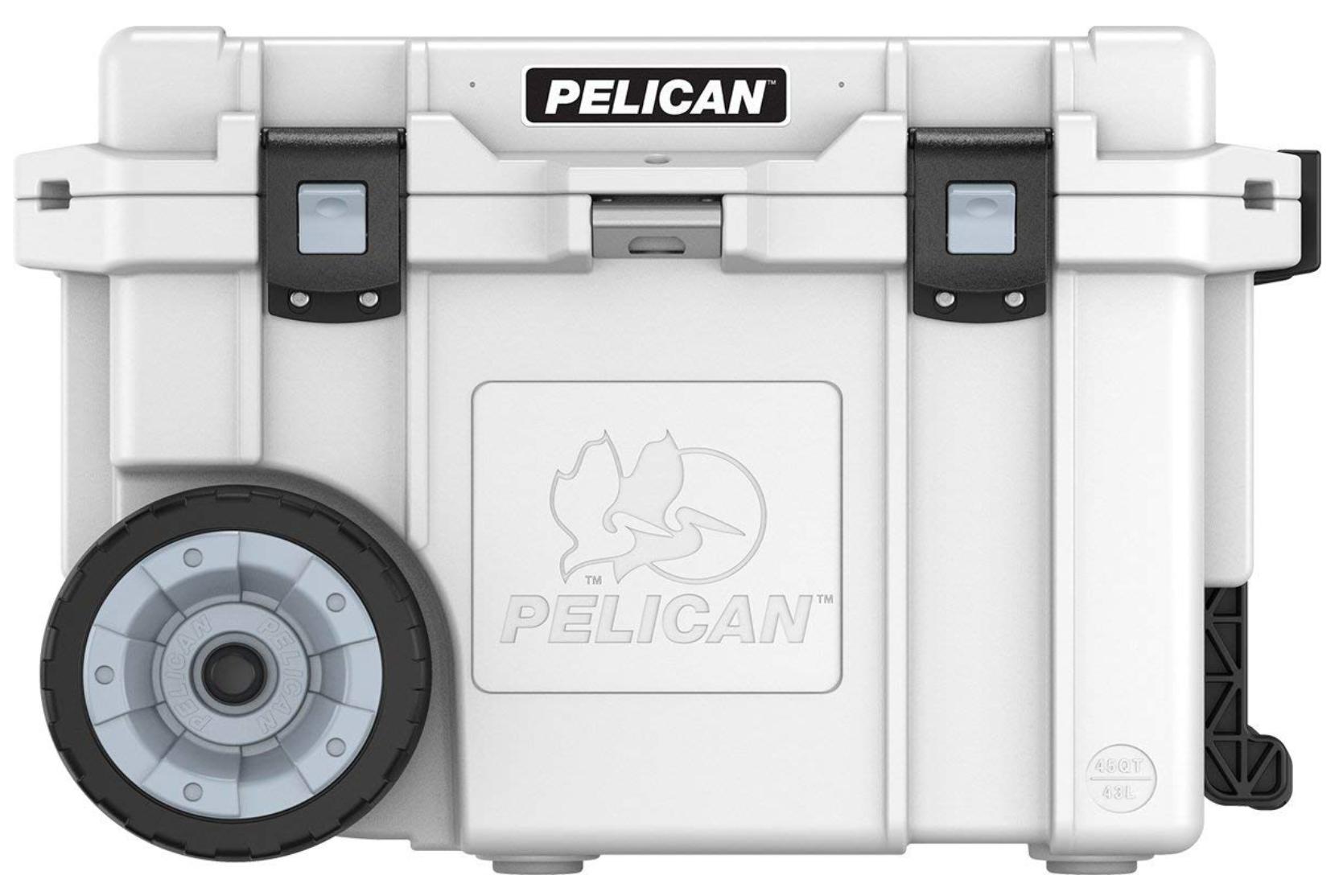 pelican 45qt wheels