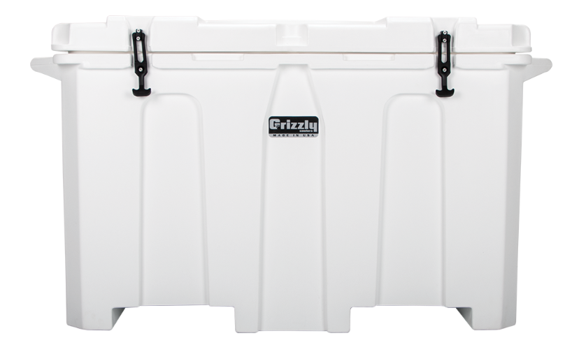 grizzly 400 cooler
