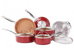 Red Copper Pan Reviews