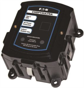 Eaton CHSPT2ULTRA 120/240V, 1-Phase, 2P, Whole House Surge Protection by Eaton
