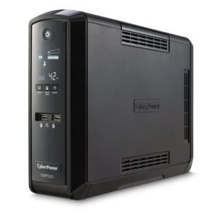 CyberPower CP1500PFCLCD PFC Sinewave UPS 1500VA 900W PFC Compatible Mini-Tower
