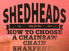 best chainsaw chain sharpener