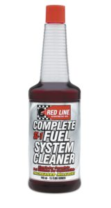 red line fuel cleaner
