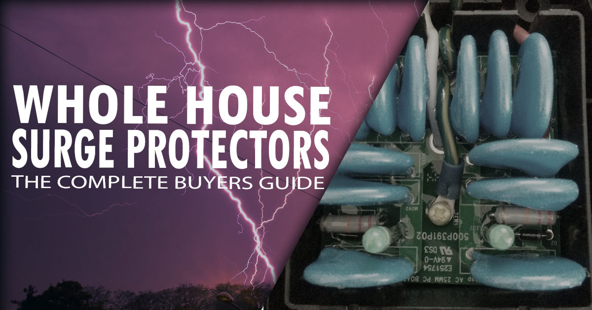 Best Home Theater Surge Protector 2019 7 Best Whole House Surge Protectors [March 2019]