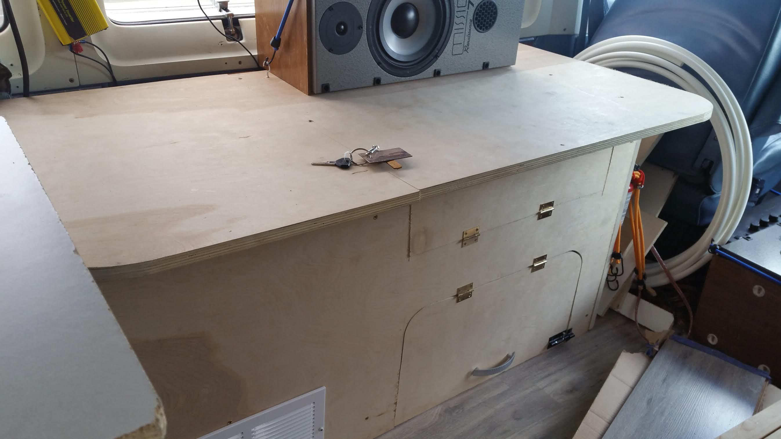 How i built a diy yeti style cooler completed cooler kitchen solutioingenieria Choice Image