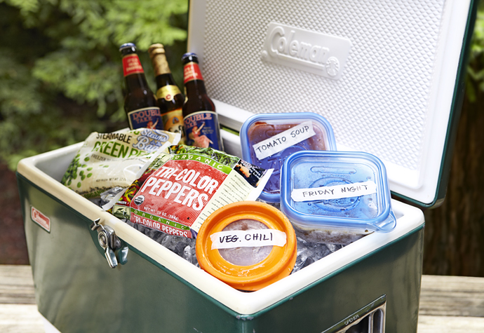 How To Properly Pack Your Cooler For Camping Shedheads