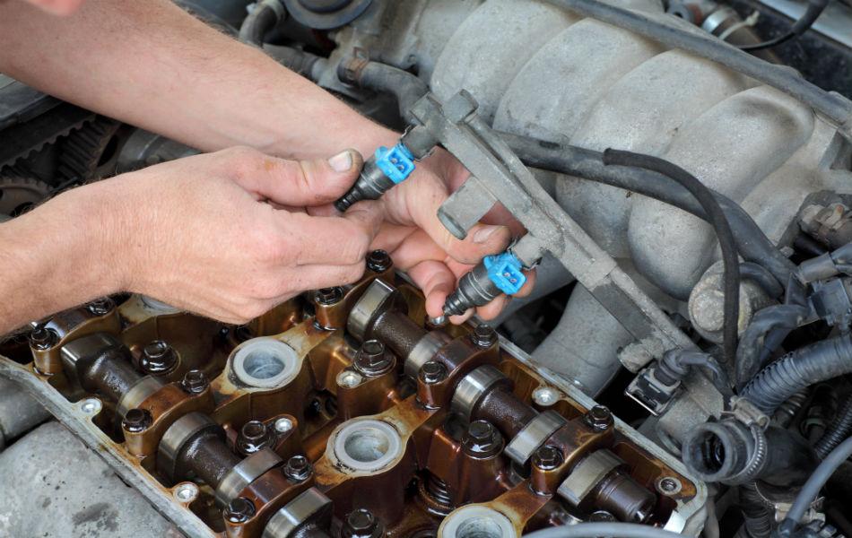 Fuel Injector on Honda Fit Fuel Filter Location