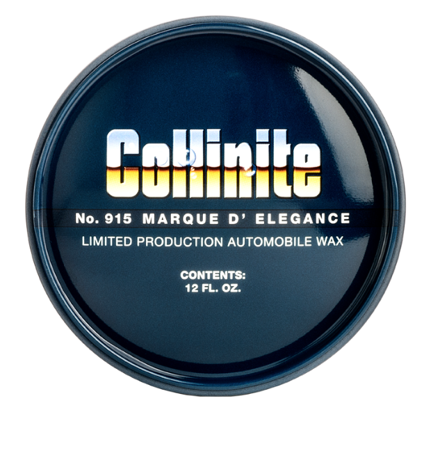 collinite no. 915 wax