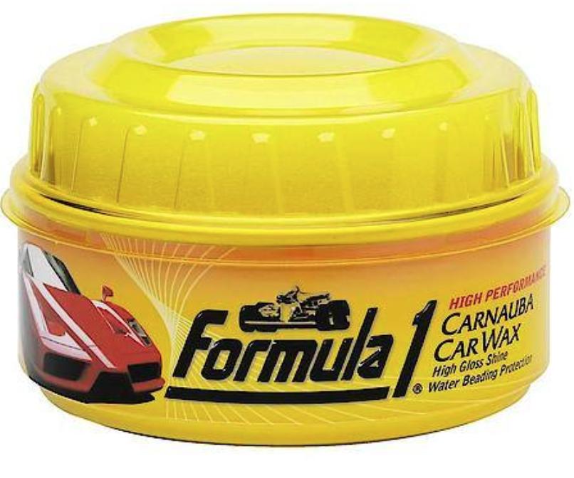 formula 1 wax