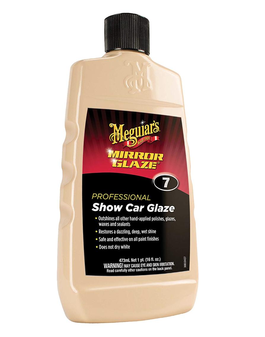 meguiar show wax