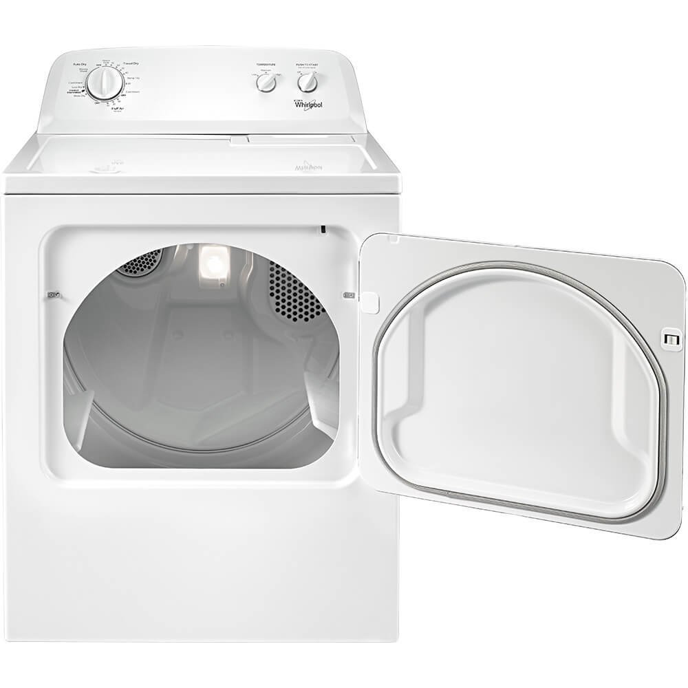 whirlpool front load
