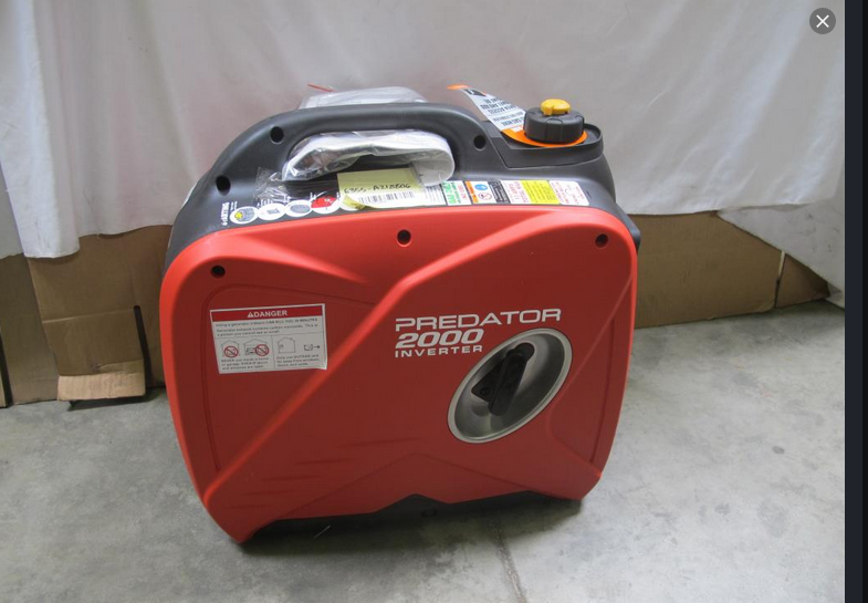 predator 2000 compact