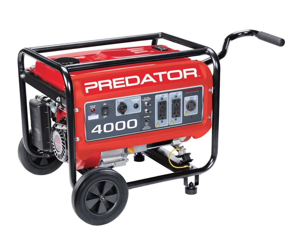 predator 4000 generator