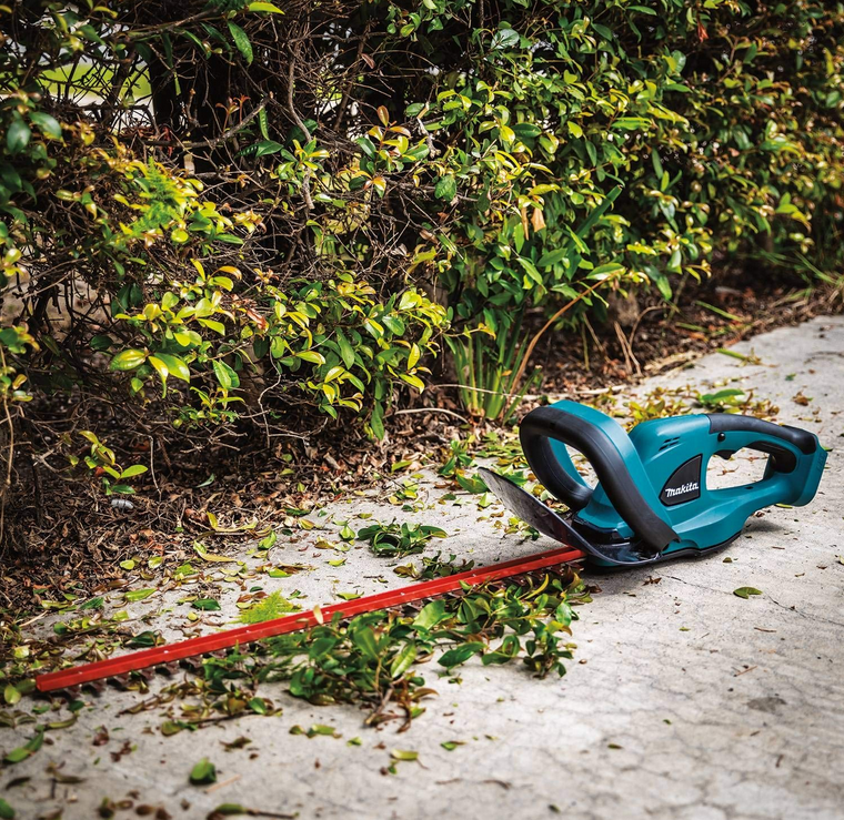 photo of Makita hedge trimmer